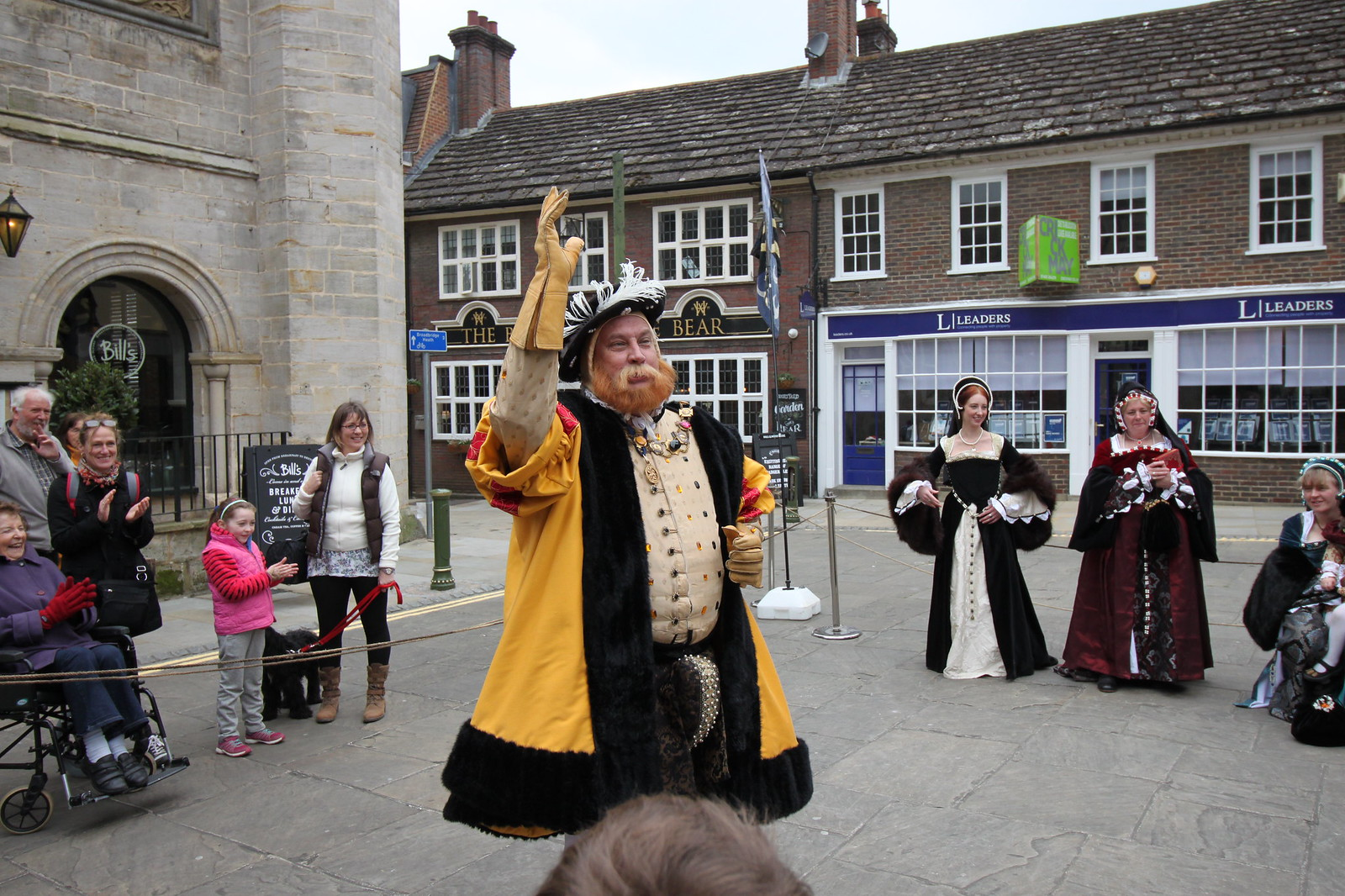 Henry VIII by Tony the Compere