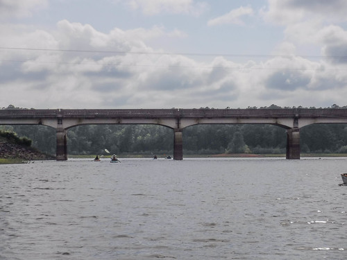 SC 28 Bridge over Lake Strom Thurmond