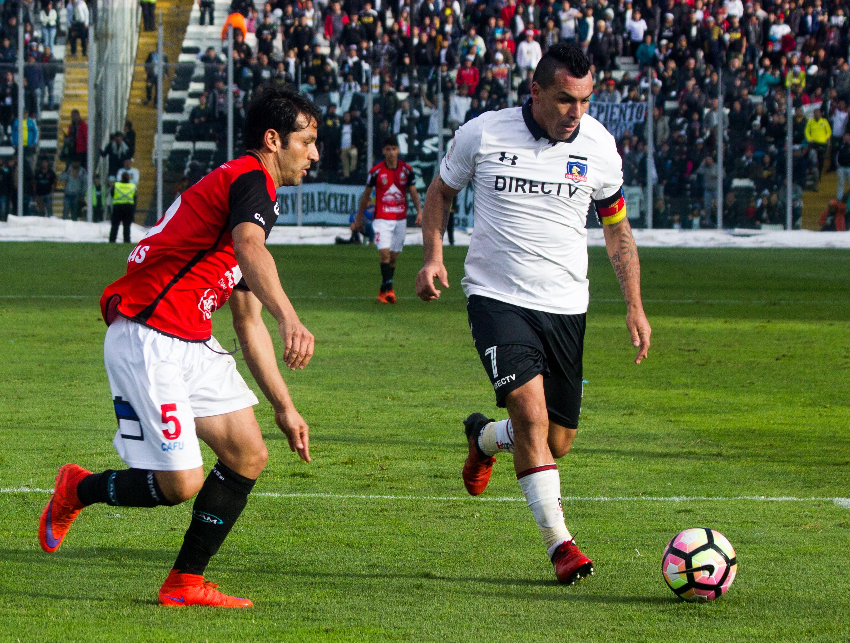 Colo-Colo 1-1 Deportes Antofagasta
