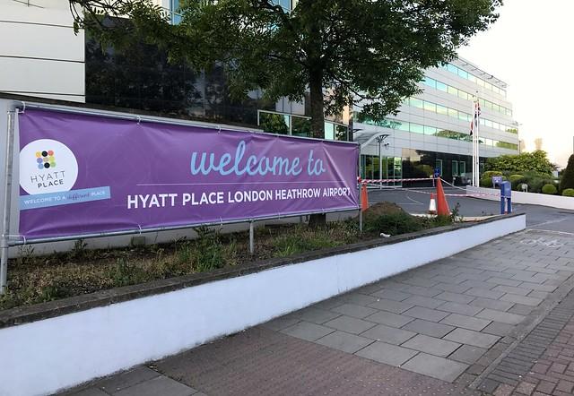 Hyatt Place London Heathrow Airport 1