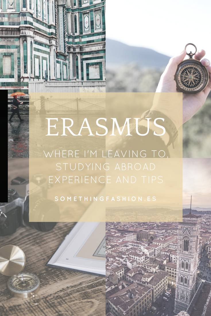 something fashion, influencer spain fashion blogger valencia, travel experience abroad tips erasmus grant studying firezen italy