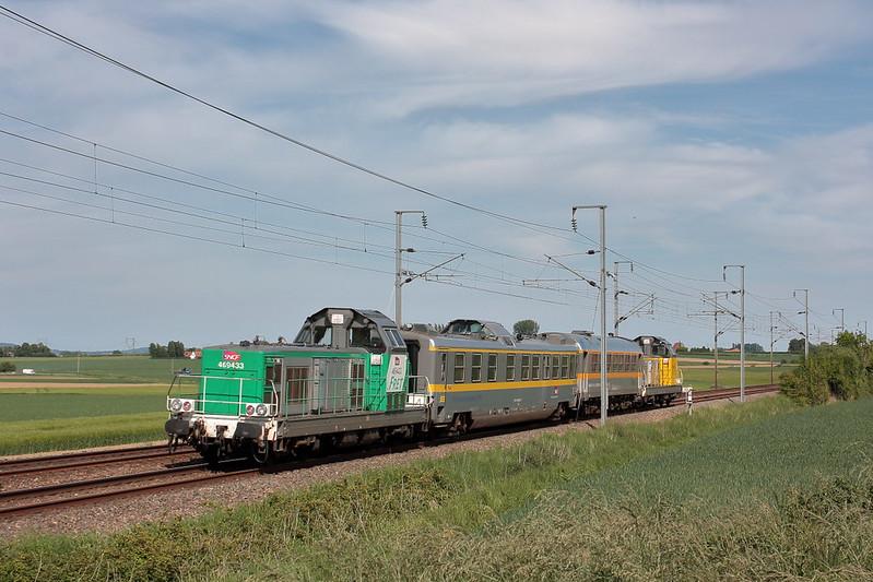 Alstom 66433 - BB 469433 / Staple