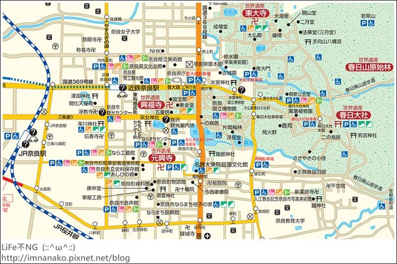 nara-city-map