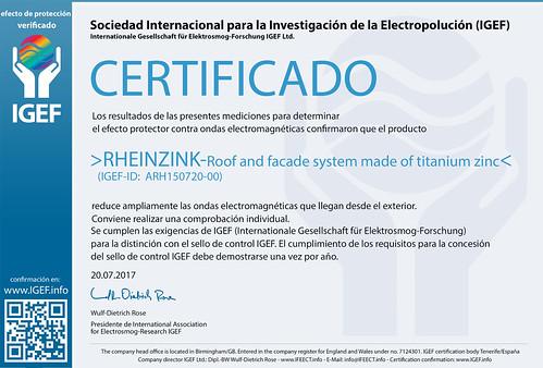 IGEF-Zertifikat-ARH-SP-17