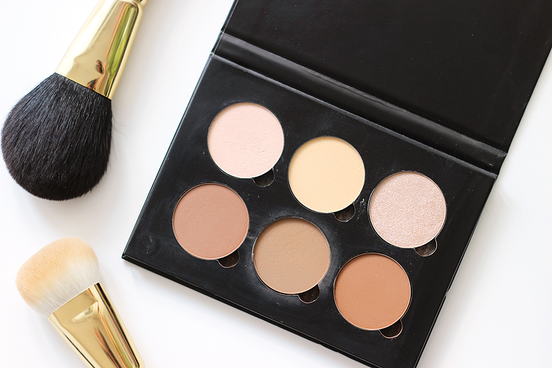 Anastasia Beverly Hills Contour Palette Light to Medium