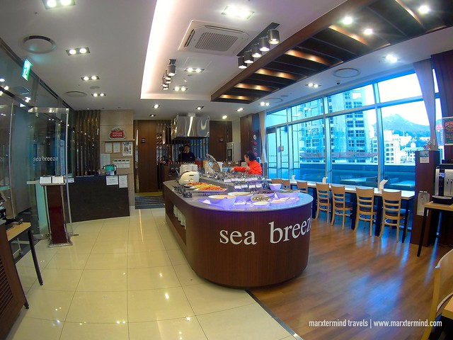 Sea Breeze Restaurant at Citadines Haeundae Busan