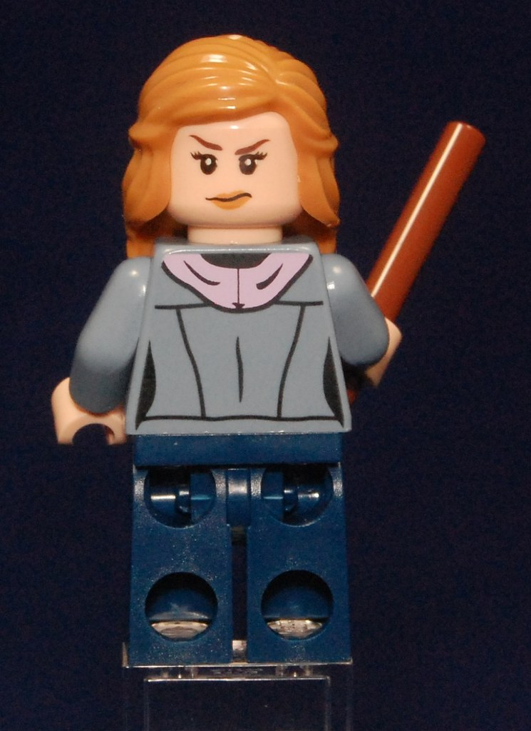 2017 LEGO Dimensions harry potter Hermione Granger MiniFigure New 71348 minifig