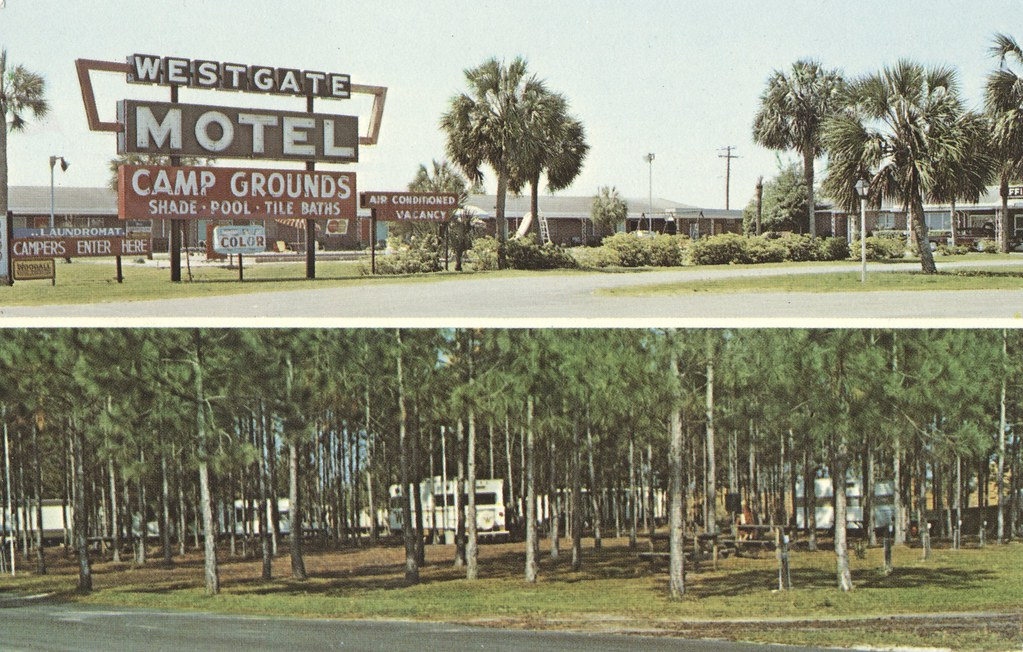 Westgate Motel & Mobile Home Park - Perry, Florida