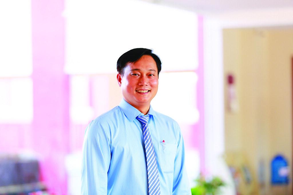 Thay Chu Minh Huy