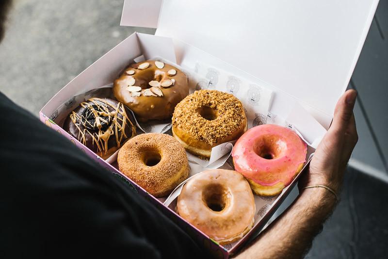 Grumpy Donuts