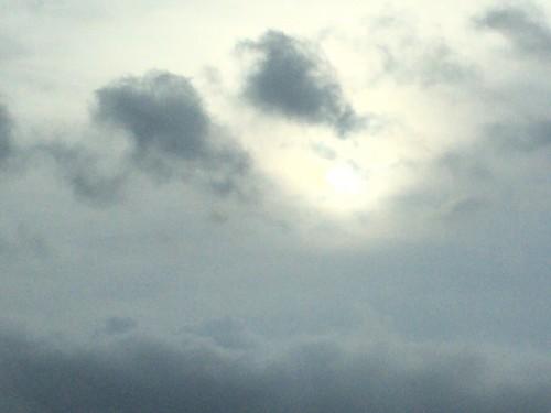 空と雲 2017.5.17