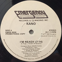 KANO:I'M READY(LABEL SIDE-A)