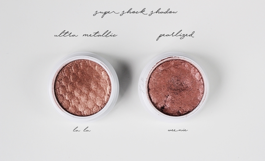 colourpop pearlized super metallic shadow