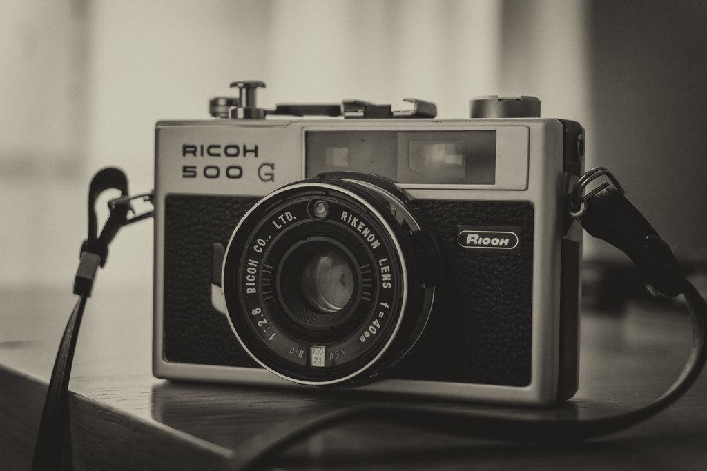 CCR Review 63 - Ricoh 500 G