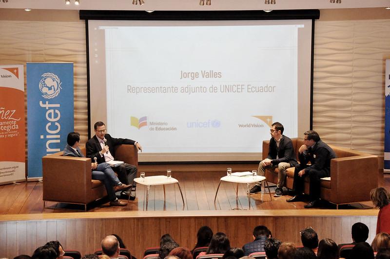 Presentación del estudio: Una mirada en profundidad al acoso escolar en el Ecuador-Violencia entre pares en el sistema educativo