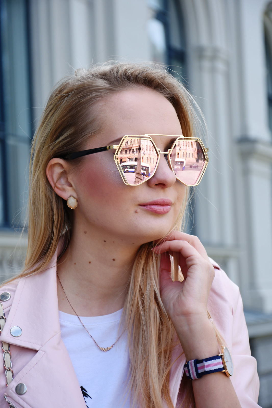 Ebay hexagon sunglasses on blogger