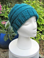 Teal It To The Bees hat