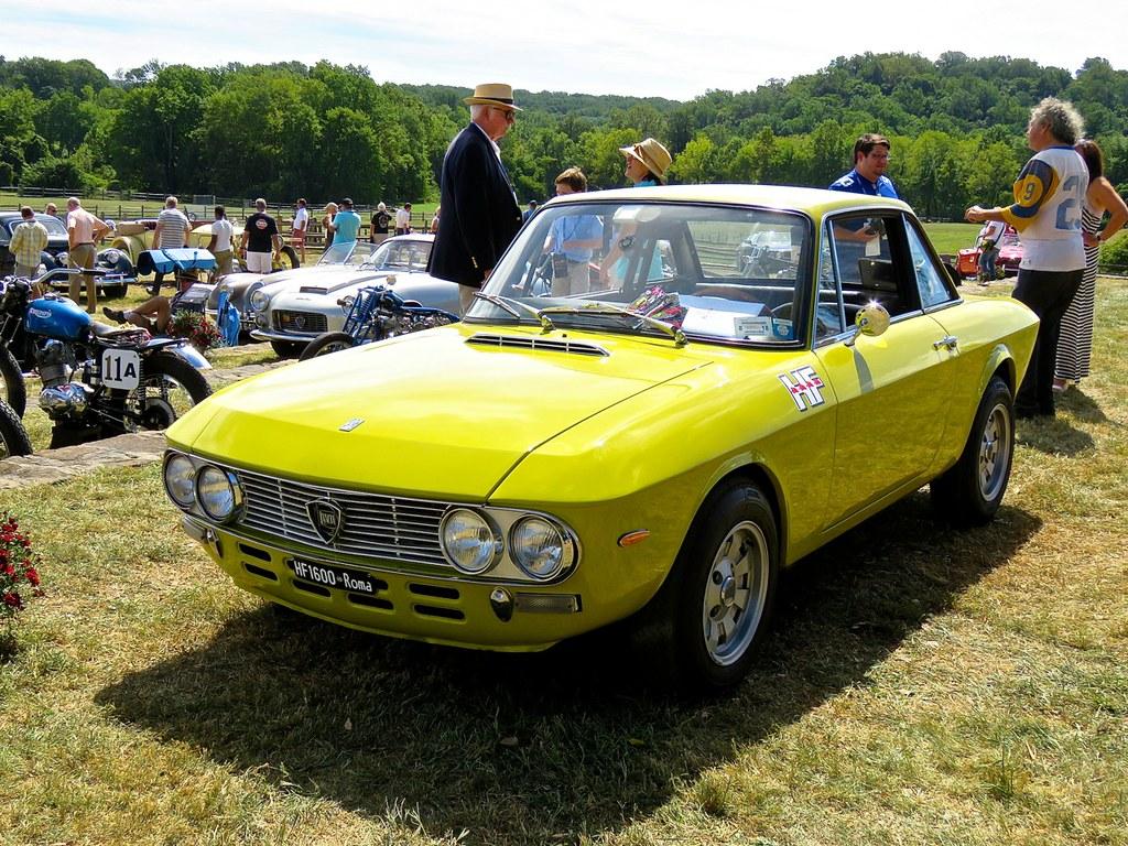 Lancia Fulvia 1600 Radnor Hunt 1
