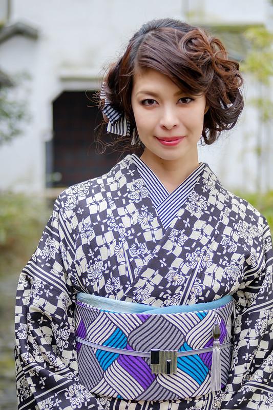 Kimono Portrait ( Cocoro Kusano )