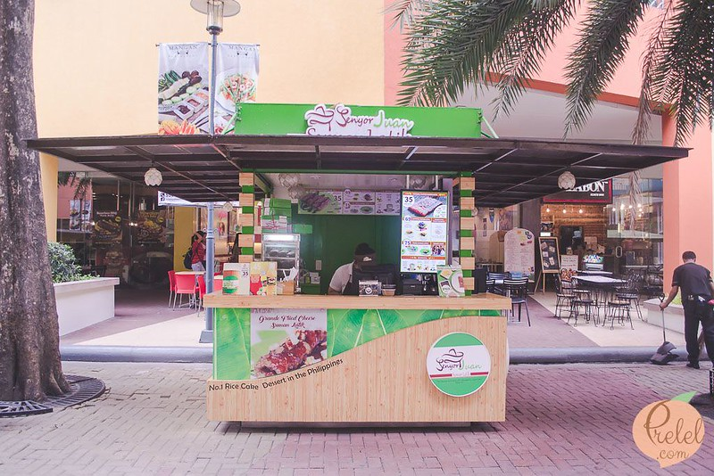 Senyor Juan Suman Latik Review - Mall of Asia branch - kiosk