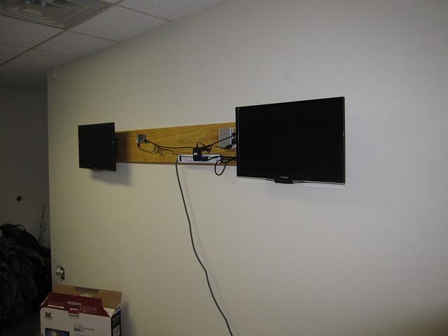 Electronics up
