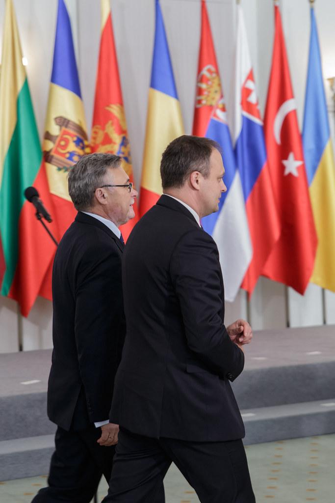 summit speakeri Europa centrala si de Est. 17.05.17
