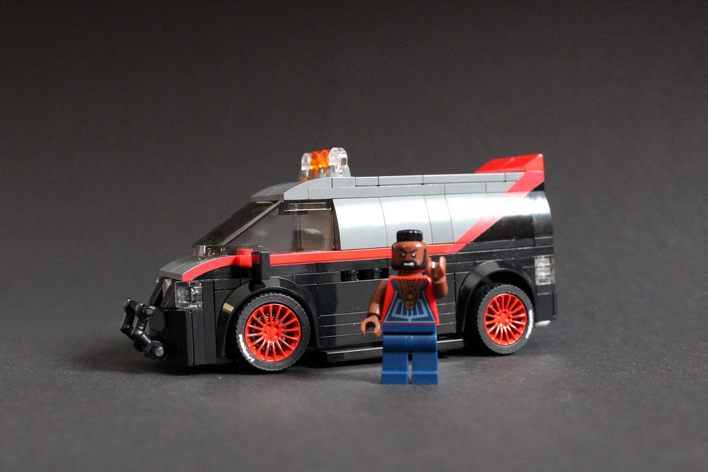 VW T6 A-Team Edition