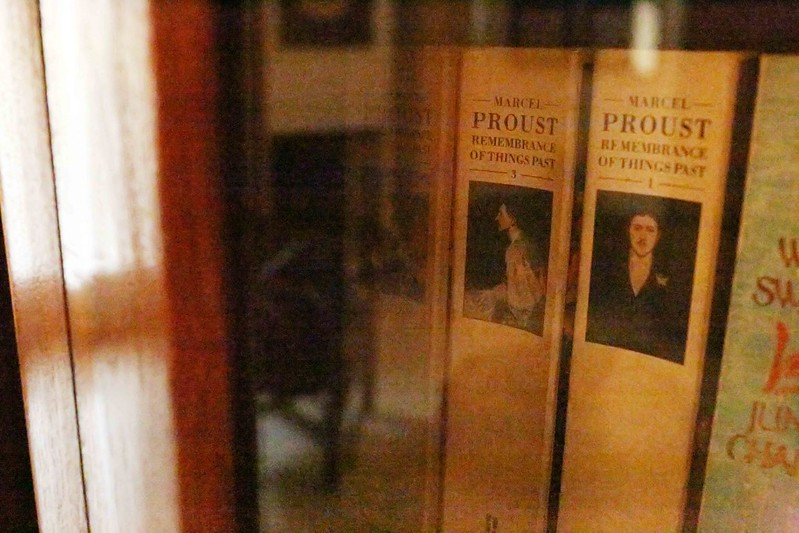 The Delhi Proustians - Life With Marcel in Bahrisons Booksellers & Vasant Vihar