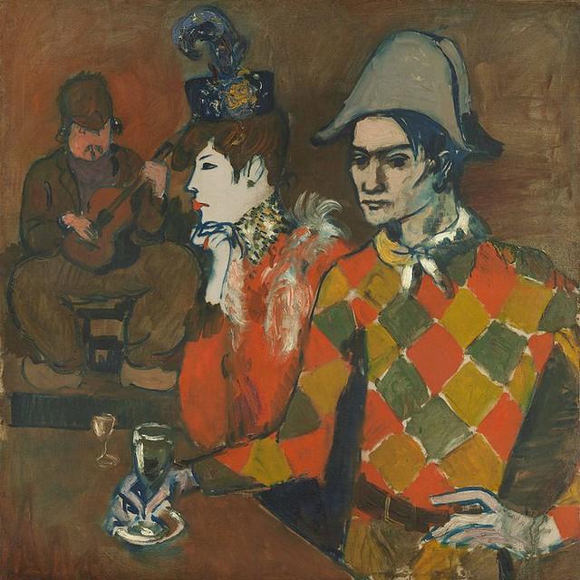 Lapin Agile - Picasso