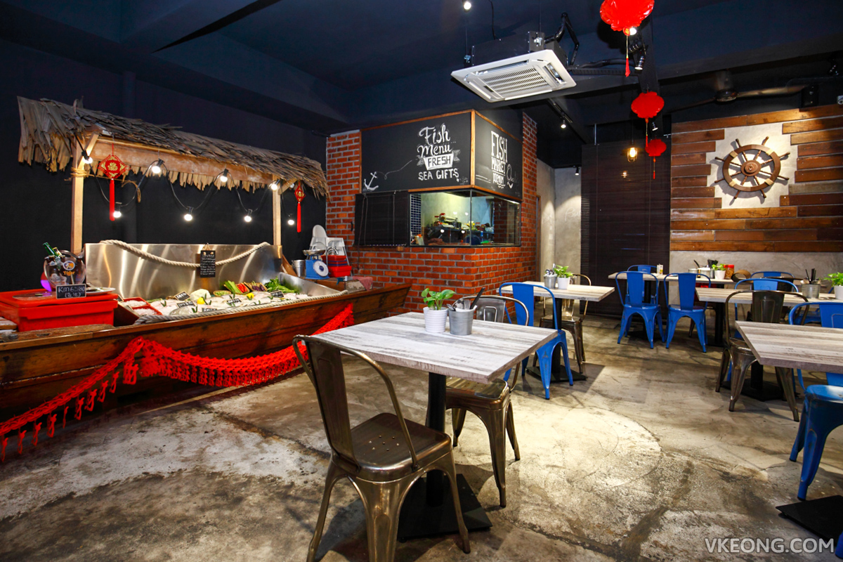 Bubu Grill Seafood Restaurant