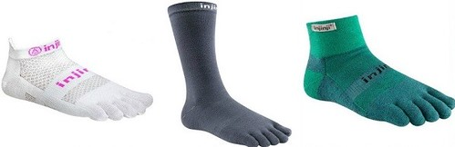 toe socks benefits