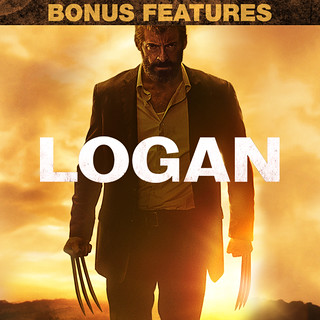 LOGAN (plus bonus features)