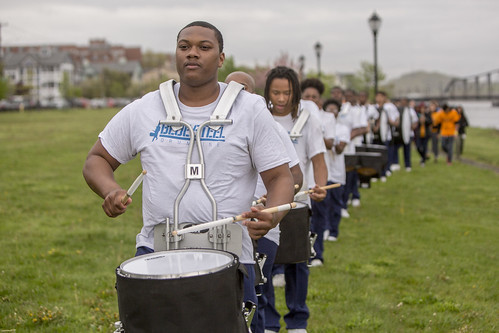 Blue Steel Drum Line | by Friends Center