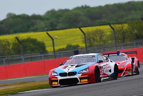 David Schiwietz - Henry Walkenhorst - Matias Henkola, BMW M6 GT3, Blancpain GT Series Endurance Cup, Silverstone 2017