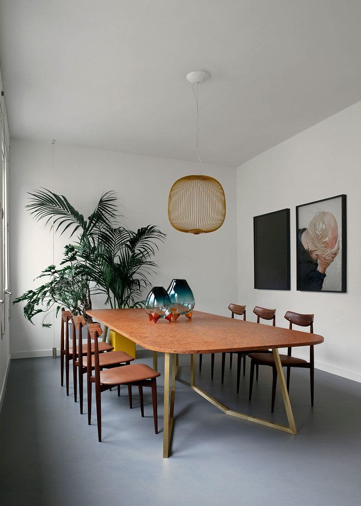 Modern floral design apartment in the heart of Venice Sundeno_04