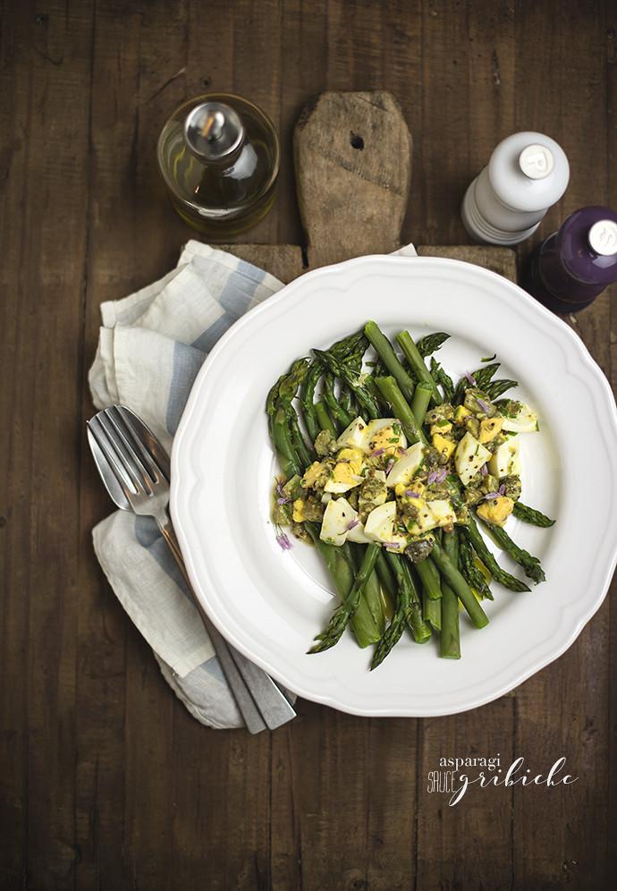 asparagi sauce gribiche