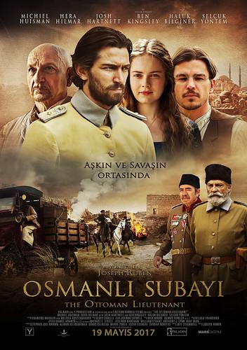 Osmanlı Subayı - The Ottoman Lieutenant (2017)