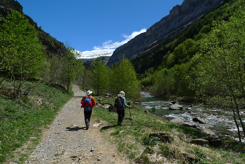 Ordesa y Monte Perdido National Park - near Torla, Spain
