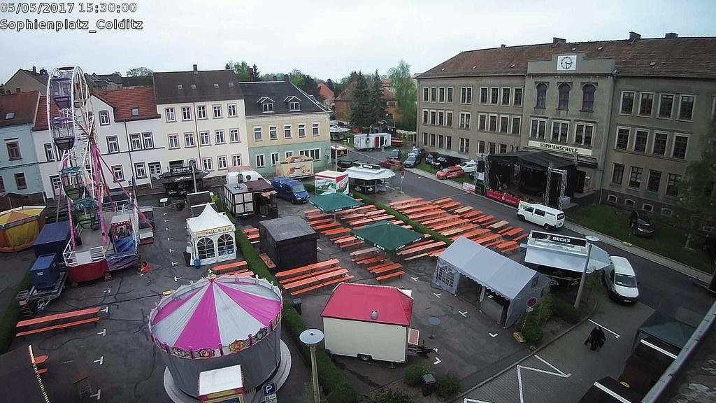 Colditzer Birkenfest - Freitag 2017