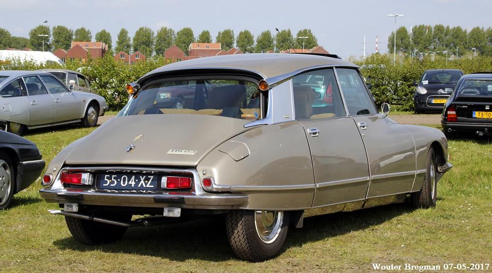 Citron Ds 23 Ie Pallas 1973 Citromobile 2017 Vijfhuizen Flickr