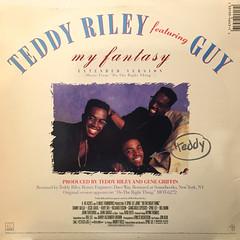 TEDDY RILEY featuring GUY:MY FANTASY(JACKET B)