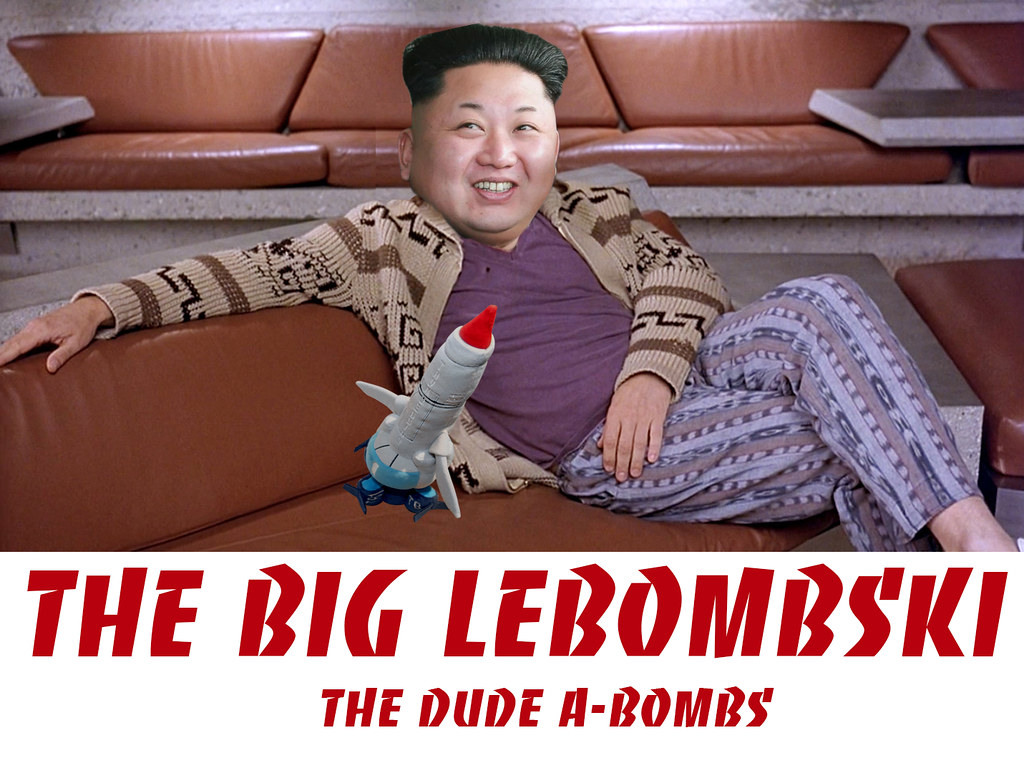 THE BIG LEBOMBSKI