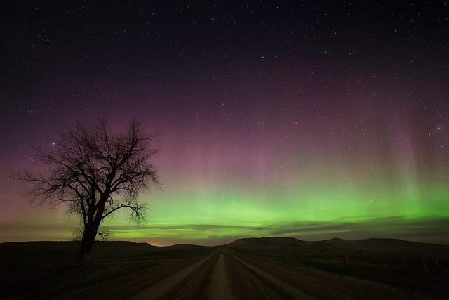Solberg-Butte-Aurora