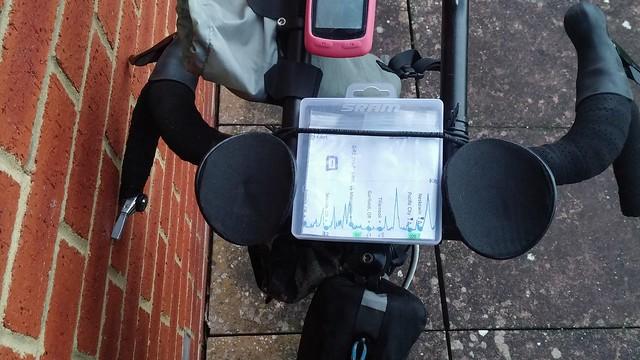 Eureka map case holder