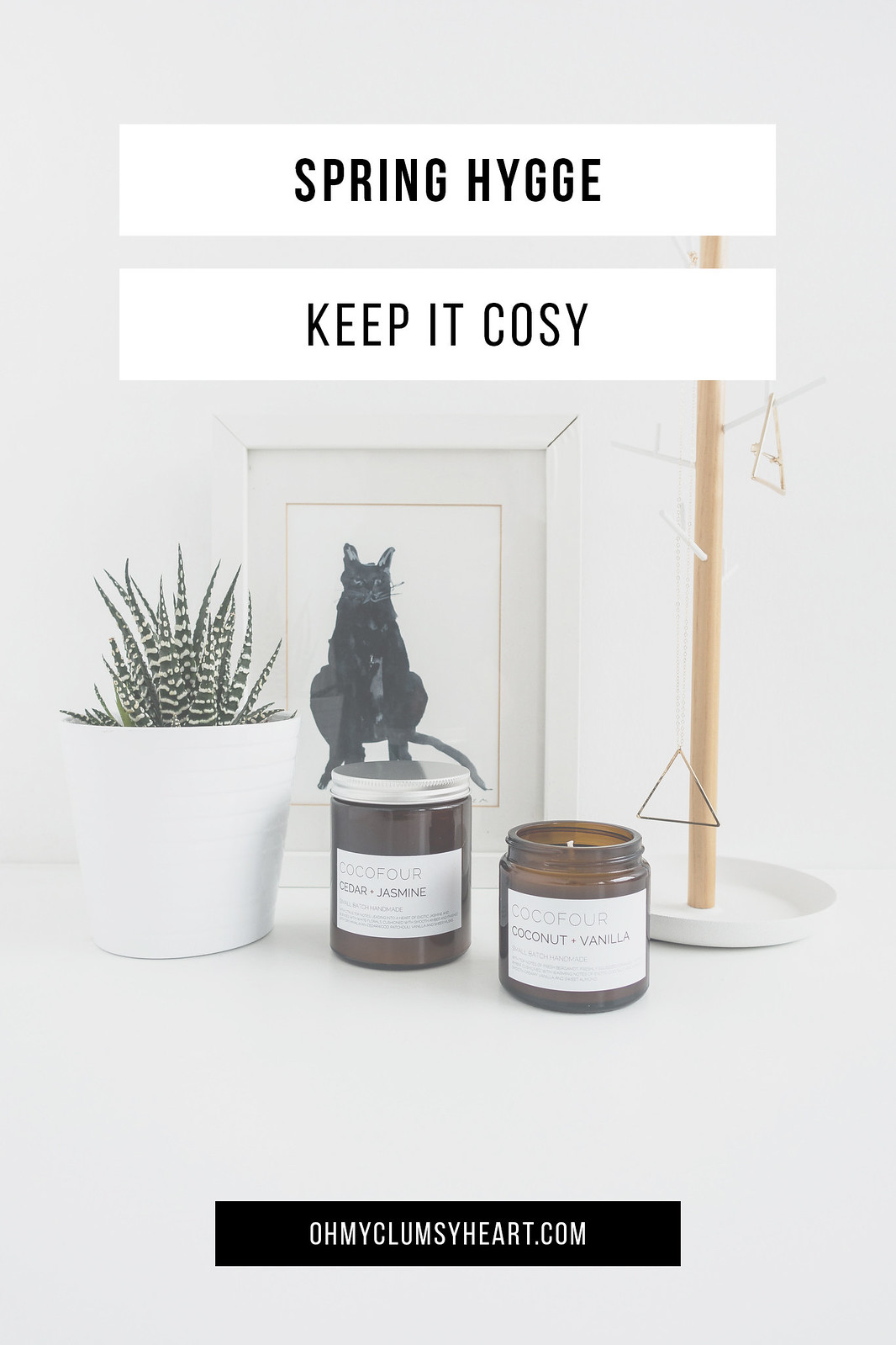 Keep It Cosy: Spring Hygge