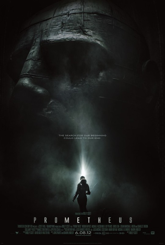 Prometheus - Poster 1