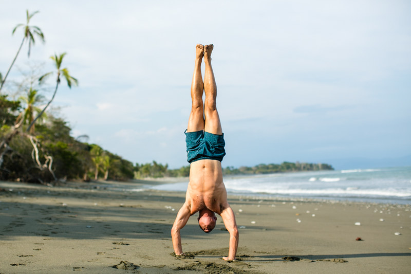 How to do a handstand