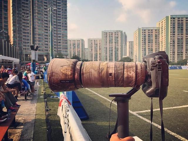 Nikon D5 x Nikon 200-500 京士柏女子欖球