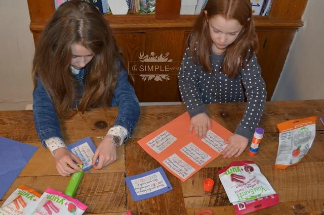 YumEarth candy appreciation gift creation