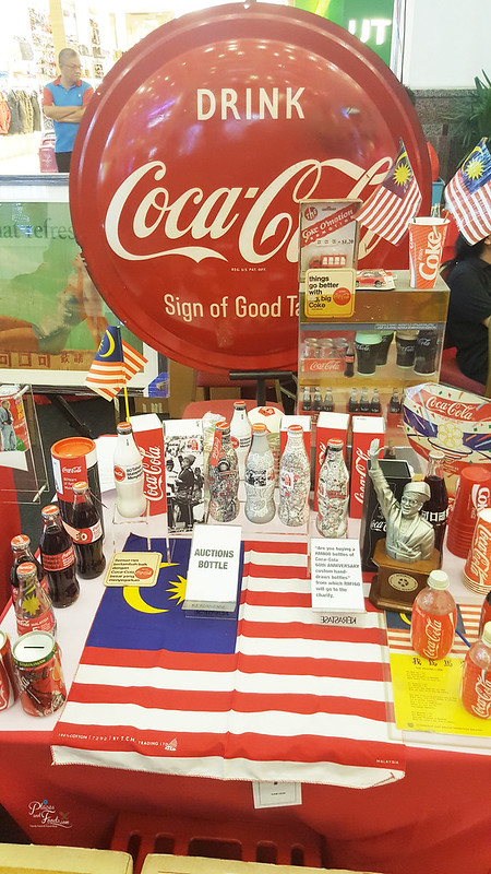 coca cola collectors fair 2017 tunku abdul rahman